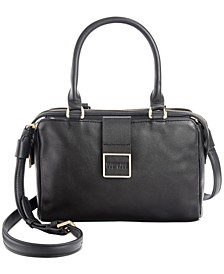 Christie Leather Satchel