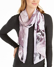 Heavenly Rose Printed Scarf