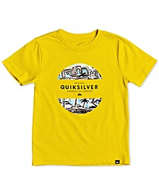 Big Boys Cotton Graphic-Print T-Shirt