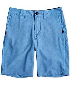 Big Boys Union Heather Amphibian Shorts
