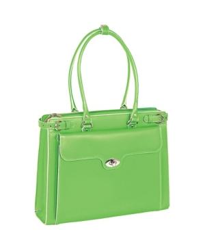 """Mcklein Winnetka 15"""" Ladies Laptop Briefcase"""