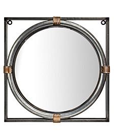 American Art Decor Framed Wall Mirror