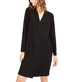 Button-Down Cardigan Dress