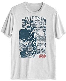 Han Solo Manga Men's Graphic T-Shirt
