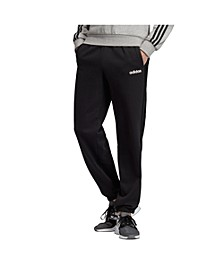 Men's Essentials 3-Stripes Fleece Pants