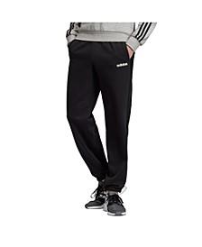 Men's Essentials 3-Stripe Fleece Pants