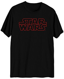 Star Wars Red Logo Men's T-Shirt
