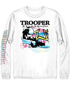 Star Wars Trooper Men's Graphic Sweatshirt