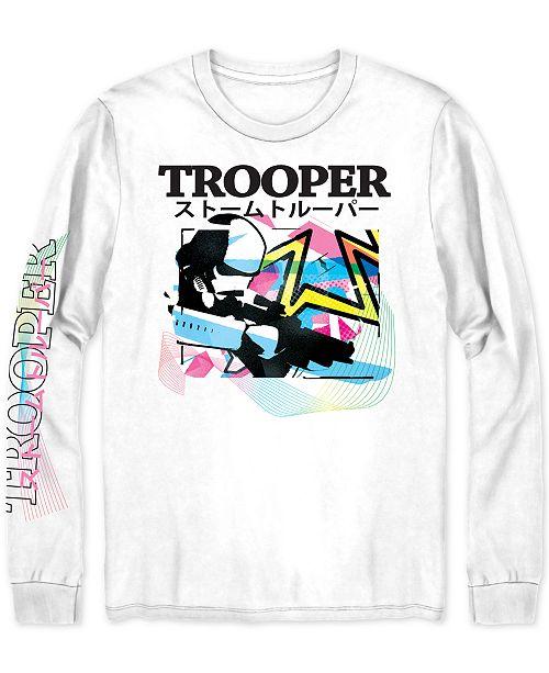 Hybrid Star Wars Trooper Men's Graphic Sweatshirt