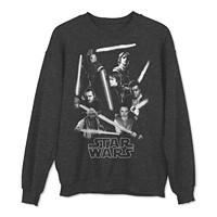 Hybrid Star Wars Jedi Knights Mens Sweatshirt Deals