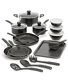 21-Pc. Nonstick Cookware Set, Created For Macy's