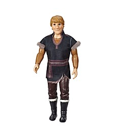 CLOSEOUT! Disney Kristoff Fashion Doll With Brown Outfit Inspired by the Disney Frozen 2 Movie