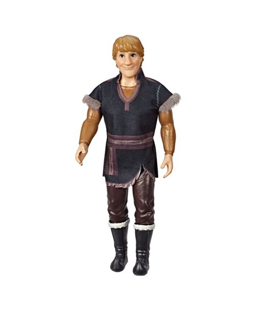 Frozen Disney Kristoff Fashion Doll With Brown Outfit Inspired by the Disney Frozen 2 Movie