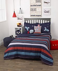 Everything Kids Out of This World 3-Piece Full Bedding Set