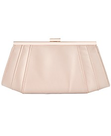 Satin Winged Clutch, Created for Macy's