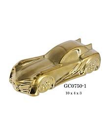 Mid-Century Racer Figurine