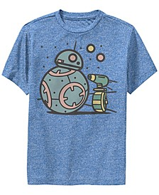 Big Boys BB-8 D-O Droid Team Short Sleeve T-Shirt