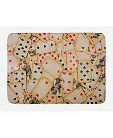 Casino Bath Mat