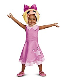 Toddler Girls and Boys Miss Piggy Classic Costume