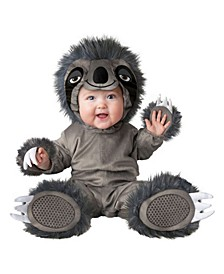 Big Girls and Boys Silly Sloth Costume