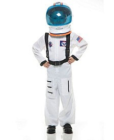Big and Toddler Boys Astronaut Costume