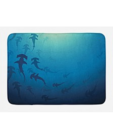 Sea Animals Bath Mat