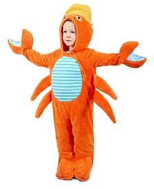 Big Girls and Boys Crabby Costume