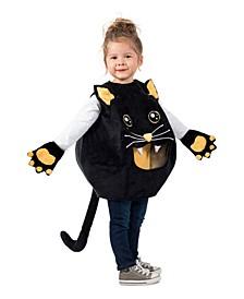 Big Girls Feed Me Kitty Costume