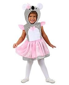 Baby Girls Kimmy Koala Costume