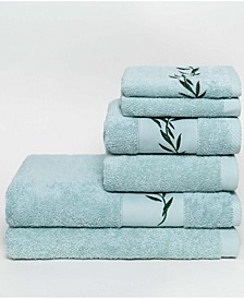 Nature Collection 6-Pc. Towel Set
