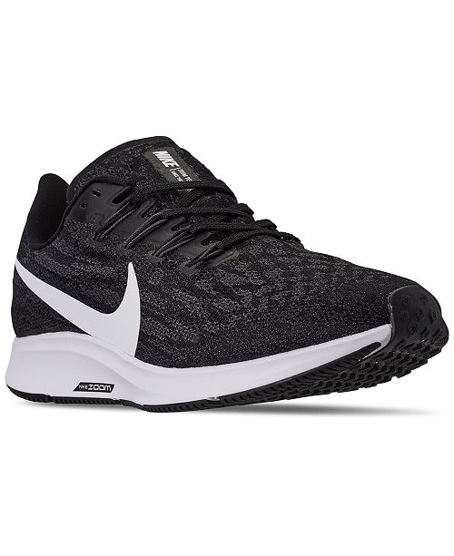 Nike Men's Air Zoom Pegasus 36 Wide Width Running Sneakers from Finish Line
