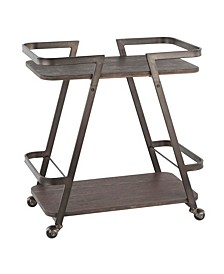 Seven Bar Cart