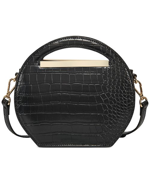 Nine West Cut It Out Circle Crossbody