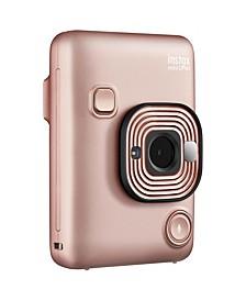 INSTAX Mini LiPlay Hybrid Instant Camera