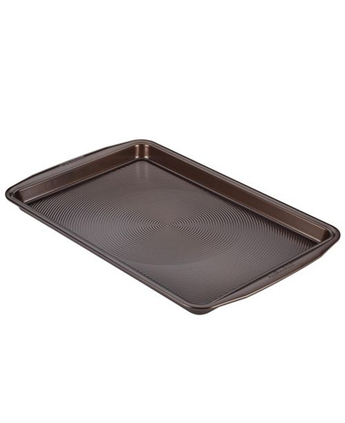 "Circulon Symmetry Nonstick Chocolate Brown 11"" x 17"" Cookie Pan"