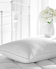 Feather Core Down Surround Chamber Pillow - Standard/Queen, Firm