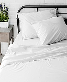 The Super Soft Washed Cotton Breathable Full Sheet Set
