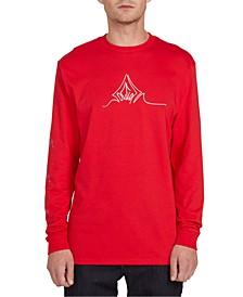 Men's Family Stones Logo Long Sleeve T-Shirt