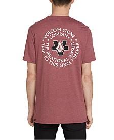 Men's Irrational Circle Logo T-Shirt