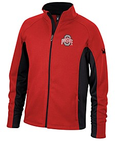 Spyder Men's Ohio State Buckeyes Constant Full-Zip Sweater Jacket