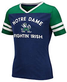 Big Girls Notre Dame Fighting Irish Faboo T-Shirt
