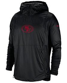 Men's San Francisco 49ers Repel Lightweight Player Jacket