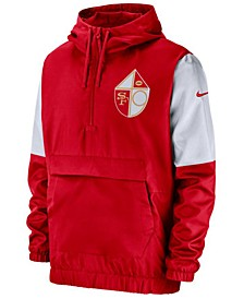 Men's San Francisco 49ers Historic Anorak Jacket