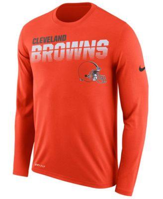 nike cleveland browns shirt