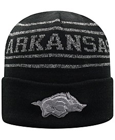 Arkansas Razorbacks Bright Night Cuffed Knit