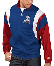 Men's New England Patriots The Contender Track Jacket