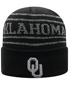 Oklahoma Sooners Bright Night Cuffed Knit Hat