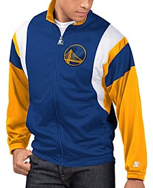 Men's Golden State Warriors The Contender Track Jacket