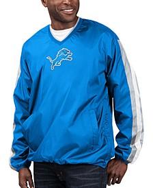 Men's Detroit Lions Kickoff Pullover Jacket