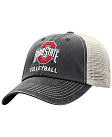 Ohio State Buckeyes Volleyball Sport Drop Mesh Snapback Cap